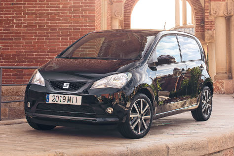 Leasing: Seat Mii eletric Plus