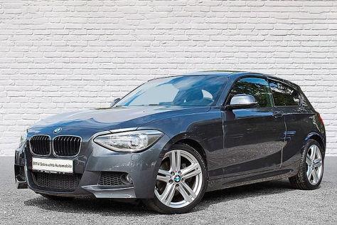 BMW 125i F21 (2013): Motor, F20, M-Paket, gebraucht