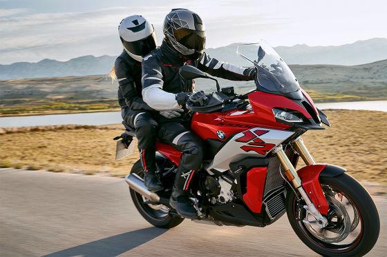 BMW S 1000 XR: Motorrad-Vorstellung