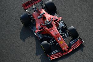 Vettels neues Auto mit Fehlern?