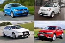 Die beliebtesten Gebrauchtwagen im Check