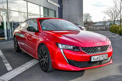 Peugeot 508 (2019):