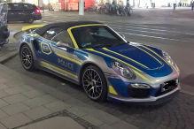 Porsche 911 Turbo Cabrio: