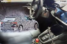 Erster freier Blick in den neuen Audi S3