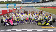 W Series: Fahrerinnen 2020