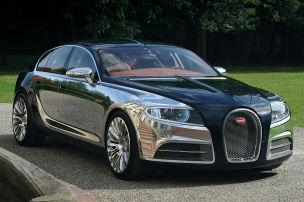 Elektrisches Familienmodell von Bugatti?