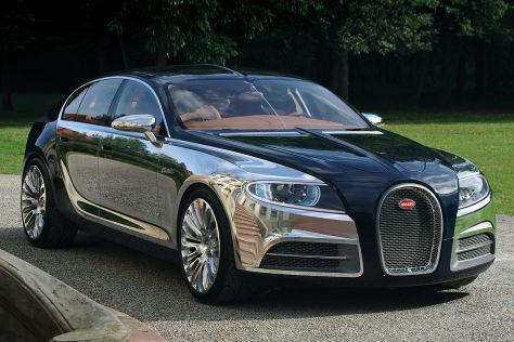 Bugatti: Galibier, Chiron, Preis, Winkelmann, Elektro