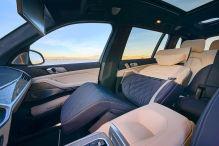 BMW Zero G Lounger (2020): Schlafsitz für luxuriöse Fahrzeuge