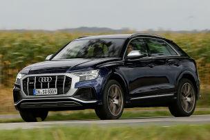 Wie gut dieselt der Audi SQ8?