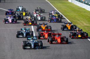Formel 1: Klimaschutzvertrag