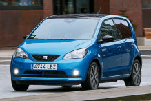 Seat Mii electric Plus: Test, Motor, Preis