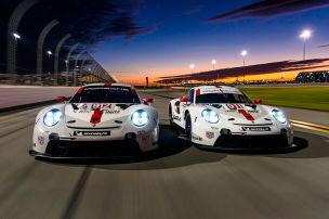 24h Daytona mit Damenteam