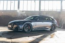KW Gewindefedern für den Audi RS 6 Avant C8: Tuning, Tierferlegung