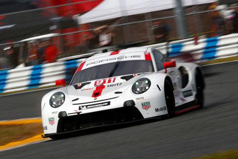24h Daytona: Qualifying