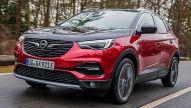 Opel Grandland X Hybrid4: Test, Motor, Preis