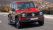 Mercedes G-Klasse: Offroad statt Luxus