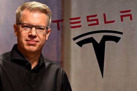 Verdrängt Tesla BMW und VW?