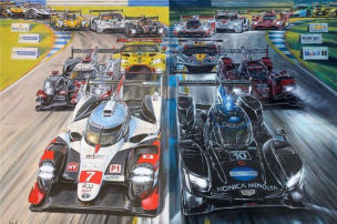 Neue Sportwagen-Topklasse in der Mache