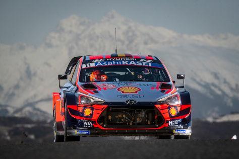 WRC: Neuville gewinnt Monte Carlo