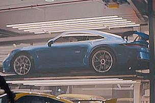 Neuer Porsche 911 GT3 geleakt?