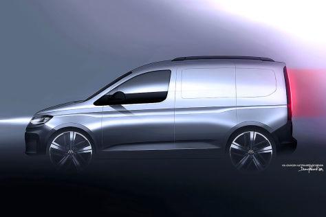 VW Caddy (2020):