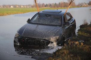 Schrott: Audi RS Q8 versenkt