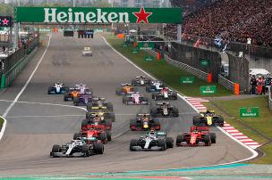 Fällt der China-GP aus?