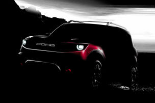 Ford Baby-Bronco (2020)