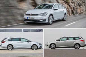 Alternativen zum VW Golf Variant