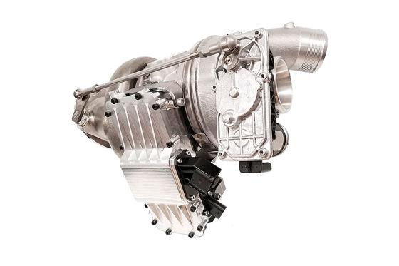 E-Turbo für mehr Downsizing