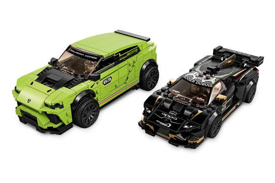 Lamborghini-Bausatz von Lego Technic
