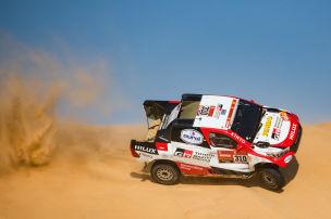 Rallye Dakar: noch mehr Stars