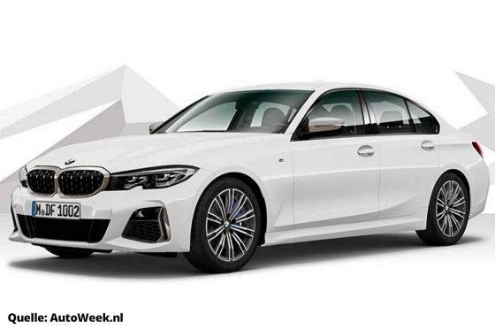 M340d: Neuer Top-Diesel für den BMW 3er