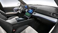 Mercedes S-Klasse W 223 (2020): Innenraum