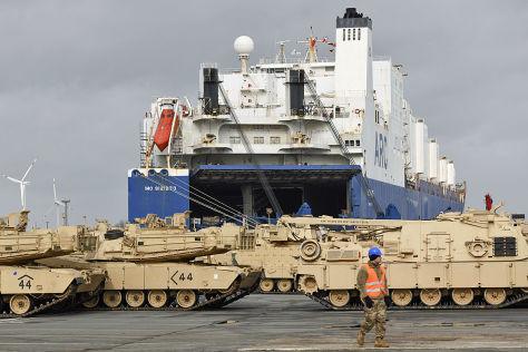NATO-Manöver Defender Europe 2020: Verkehr, Autobahnen
