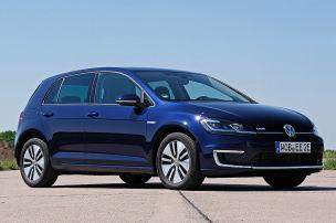 VW e-Golf für 50 Euro netto leasen
