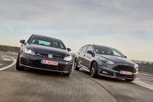 VW Golf GTI Performance/Ford Focus ST: Gebrauchtwagen-Test