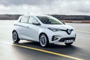Renault Zoe R135/Z.E. 50 (2020): Test, Elektro