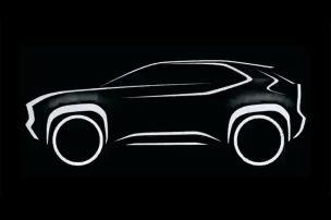 Toyota plant ein neues kleines SUV!