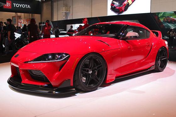 Kommt bald ein 400 PS Supra von Toyota?