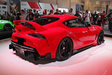 Toyota Supra A90 (2020): Tuning, GRMN, Motor, MK5