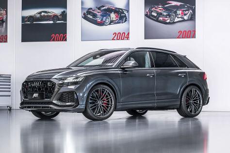 Abt Audi RS Q8 (2020): Tuning, 700 PS, Motor