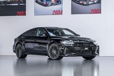 Abt Audi RS 7 (2020): Tuning, Leistung, Motor, Felgen