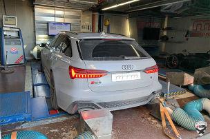 Dieser Audi RS 6 ist st�rker als ein Lambo