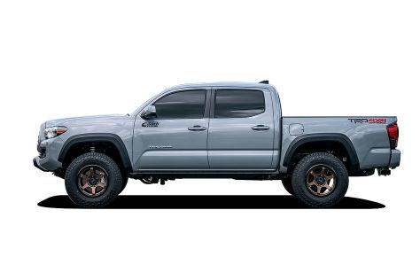 Toyota Tacoma Tuning: Eibach-Federn