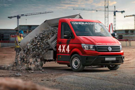 VW Crafter 4x4 (2020)