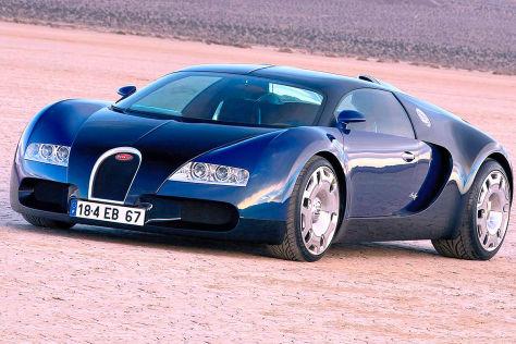 Bugatti Veyron: Motor, W18