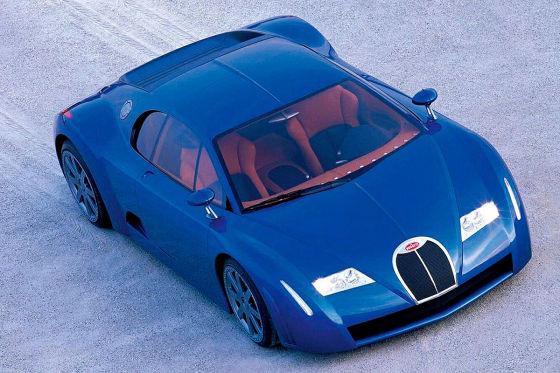 Bugatti Veyron sollte einen W18 bekommen