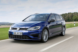 Golf R Leasing: 0,53 Euro pro PS