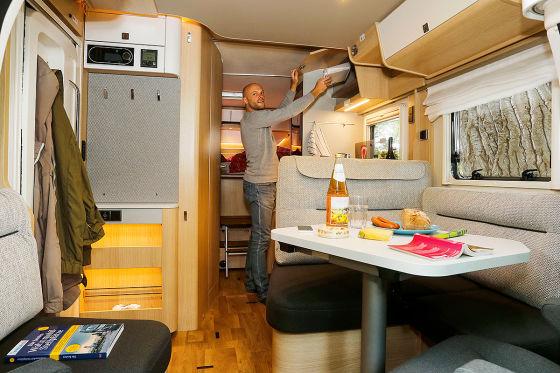 Hymer B-Klasse Modern Comfort T 600